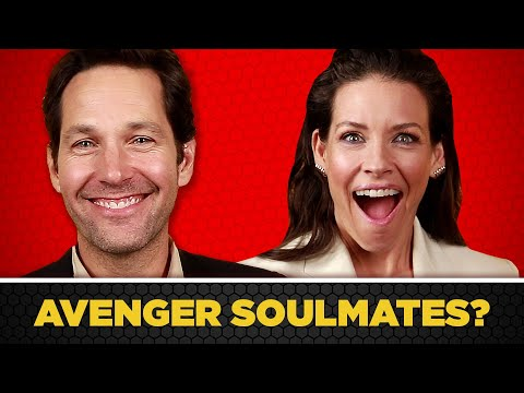 "The Cast Of ""Ant-Man And The Wasp"" Found Out Which Avengers Are Their Soulmates - Thời lượng: 4 phút, 53 giây."