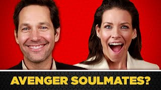 "Video The Cast Of ""Ant-Man And The Wasp"" Found Out Which Avengers Are Their Soulmates MP3, 3GP, MP4, WEBM, AVI, FLV Oktober 2018"