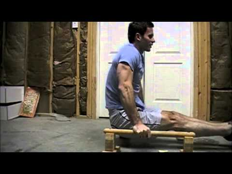 Gymnastics Parallettes Strength Training Series