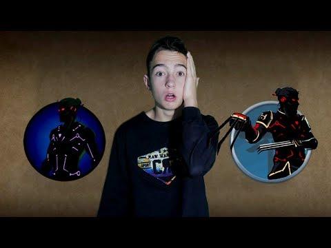 Shadow Fight 2 vs Мертвая Тень|Супер Тень|Злая Тень - Самый Сильный удар! (видео)