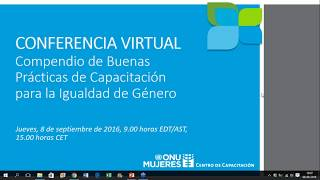 "Experiência da Mupan participa do programa ""Diálogos Virtuais"" da ONU Mulheres."