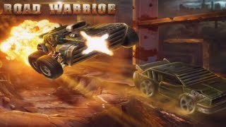 Road Warrior Racing videosu