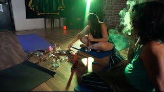 Ganja Yoga at Cannabis Culture by Pot TV