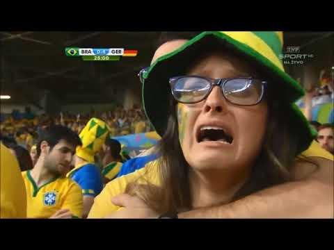 I put 'Best Day Ever' (Spongebob) over crying brazilians