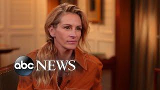Julia Roberts talks new movie 'Ben is Back'