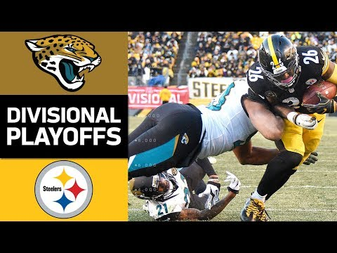 Video: Jaguars vs. Steelers | NFL Divisional Round Game Highlights