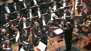 Kamillo Lendvay: Concerto for Saxophone Soprano and Symphony Orchester with Female Choir - PART 2