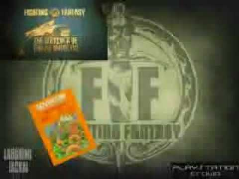 fighting fantasy the warlock of firetop mountain psp mini
