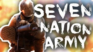BF1 Song - Seven Nation Army With Only Battlefield 1 Sounds
