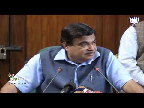 Land Acquisition Ordinance is in support of farmers & people in rural areas: Shri Nitin Gadkari