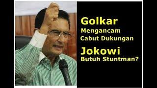 Video Golkar Mengancam, Beranikah Jokowi Melawan? MP3, 3GP, MP4, WEBM, AVI, FLV Januari 2019