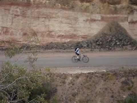 Video -  Mountain Bike Cañon Atuel - San Rafael