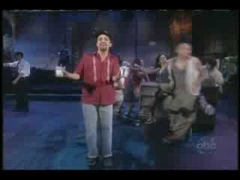 gandolisimo - The Broadway Cast of In the Heights performs a week before the Tony Awards on daytime TV.