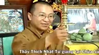 Phương pháp niệm Phật (01/07/2008) - TT. Thích Nhật Từ