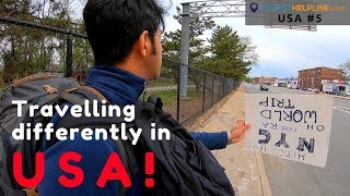 Video Is Hitchhiking still possible in USA - 2018! | Story of Indian backpacker MP3, 3GP, MP4, WEBM, AVI, FLV Juni 2018