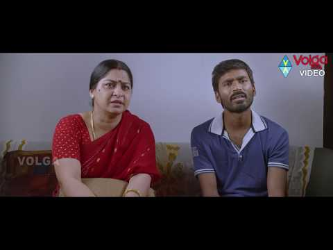 Raghuvaran B.Tech Telugu Full Movie | Telugu Movie | Dhanush, Amala Paul, Saranya Ponvannan
