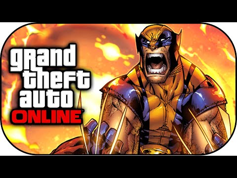 GTA 5 Online Secret Paint Jobs – SilverSurfer, Nebula & Wolverine Paints in GTA 5 Online (GTA 5)