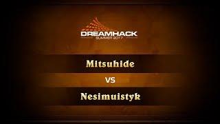 Mitsuhide vs nesimuistyk, game 1