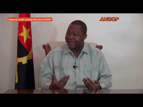 Governador aborda medidas para prevenção de desastres em Luanda