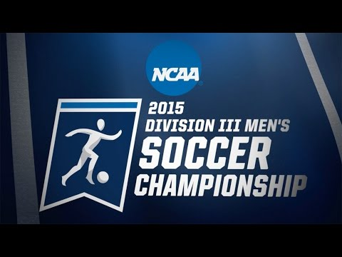 2015 NCAA DIII Men's Soccer Sectional Hype Video