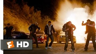 Nonton Fast & Furious (8/10) Movie CLIP - Dom vs. Fenix (2009) HD Film Subtitle Indonesia Streaming Movie Download