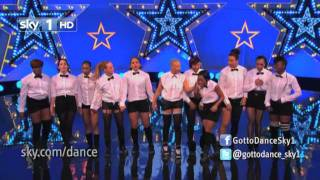 Got To Dance Series 3: Project G Audition