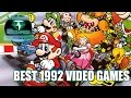Best 1992 Video Games