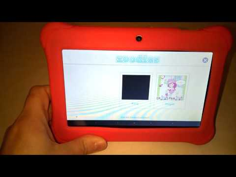 Tagital T7K Quad Core Android Kids Tablet Review