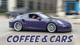 Houston Coffee and Cars - April 2019 by High Tech Corvette