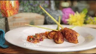 Video Chef's Table : Main Course - Ayam Rempah Khas Bali MP3, 3GP, MP4, WEBM, AVI, FLV Mei 2019