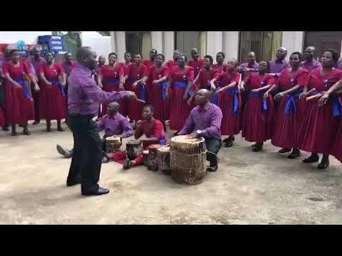 Wimbo wa Uwata sumbawanga kwa Magufuli