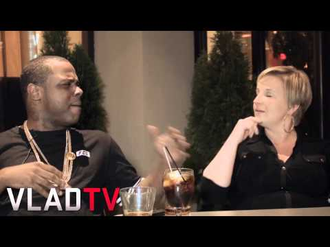 Wayne - http://www.vladtv.com - Jae Millz chops it up with Jenny Boom Boom about signing to YMCMB, revealing that he first met up with Lil Wayne after asking him to appear on his
