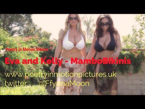 Eva and Kelly Bikini Mambos