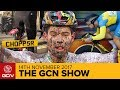 Should Licence Plates For Bikes Be The Law? | GCN Show Ep. 253
