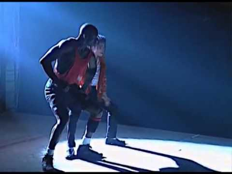 michael jordan in making of videoclip michael jackson - jam