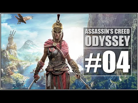 Episode 4: Rune spiller Assassin's Creed Odyssey