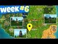 Fortnite WEEK 6 Challenges Guide
