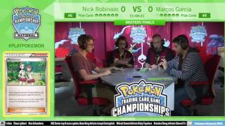2016 Pokémon National Championships: TCG Masters Finals by The Official Pokémon Channel