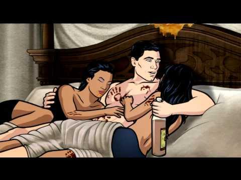 Archer Season 3 (Promo 2)