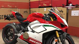 10. 2018 Ducati Panigale V4 Speciale | #28 Unboxing