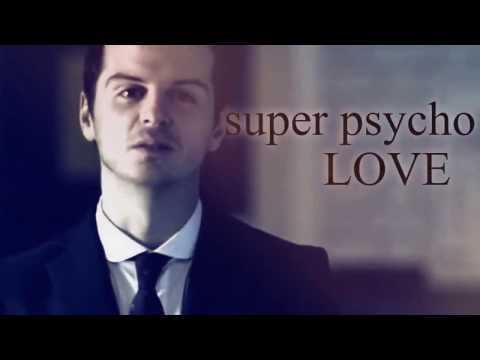 Sebastian Moran|Jim Moriarty|Super Psycho LOVE