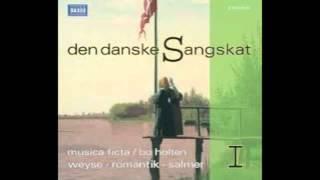 Bliv hos os, når dagen hælder Tekst: B.S. Ingemann Mel: C.E.F. Weyse (arr. Bo Holten) Bliv hos os, når dagen hælder, du kære...