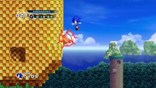 Sonic 4™ Episode I YouTube video