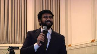 Bro. P. J. Stephen Paul's Message At UECF