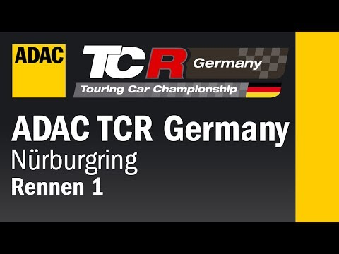 ADAC TCR Germany Rennen 1 Nürburgring 2017