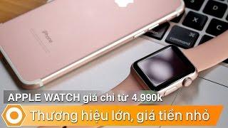 Apple Watch giá chỉ từ 4990k - Thương hiệu lớn, giÃ...