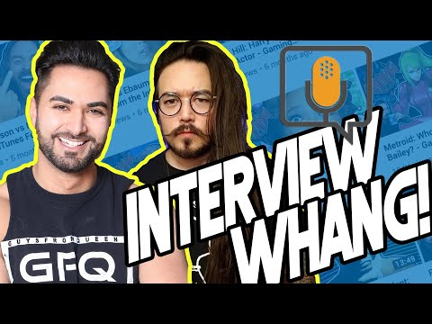 Interview with Justin Whang. Pro Wrestling, Internet Pop Culture, and Content Creation.