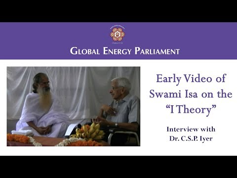 IIT Madras lecture on I theory on You Tube