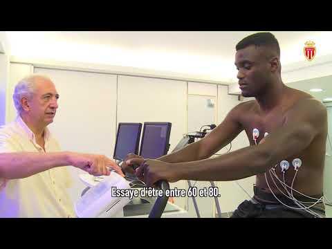Pelé à l'AS Monaco