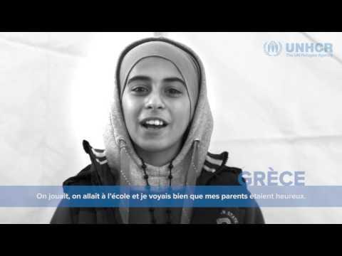 5 ans de guerre en Syrie : Les réfugiés veulent la paix.
